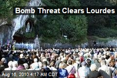Bomb Threat Clears Lourdes