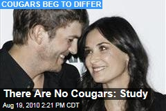 Cougar Trend is a Myth, Says Researcher; Actual Cougars Beg to Differ
