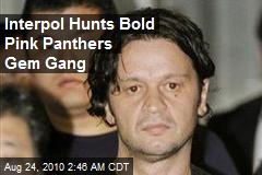 Interpol Hunts Bold Pink Panthers Gem Gang