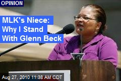 MLK's Niece: Why I Stand With Glenn Beck