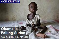 Obama Is Failing Sudan
