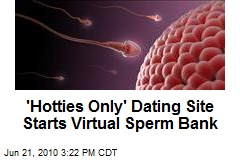 Dating Site Creates Sperm Bank